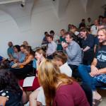 publikum z řad kulturní veřejnosti Brna